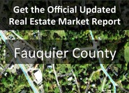 Get the Official Fauquier Housing Report