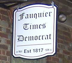 View News Now Fauquier Times