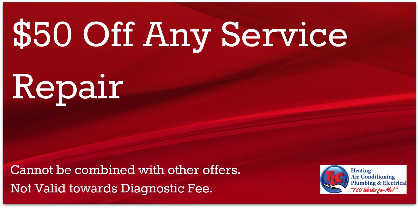 $50 Off Any Service Repair