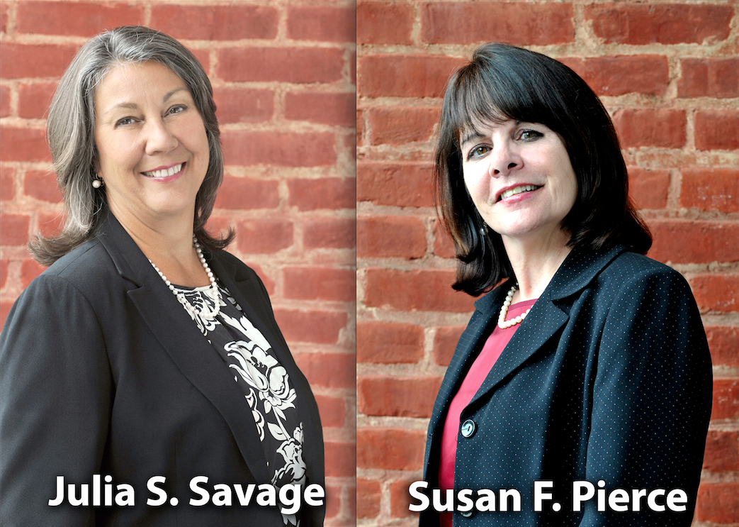 Walker Jones' Julia Savage and Susan Pierce Recognized for Client Satisfaction by  in