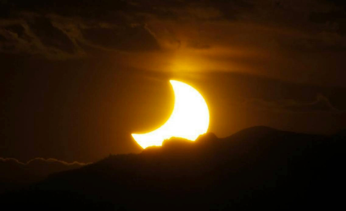 Solar Eclipse - Protect Your Eyes!