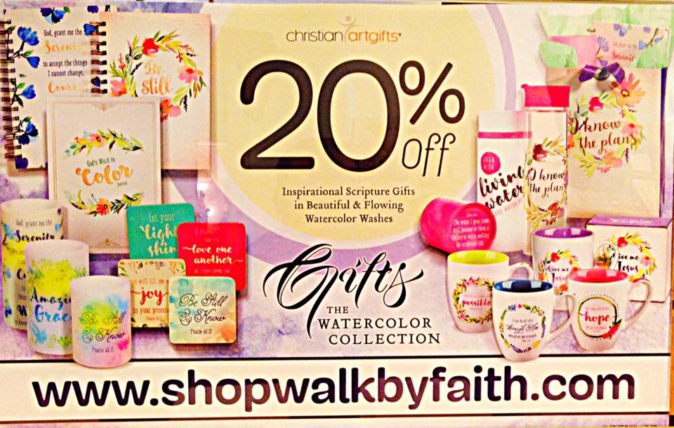 Walk By Faith  - November Store Sales by Walk By Faith in Warrenton VA