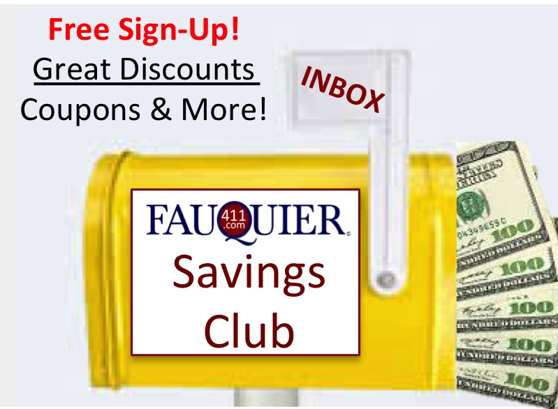 Get Savings and Discounts From Fauquier Savings Club!  You Could Save to 40%! by Better Homes of Fauquier in Warrenton VA